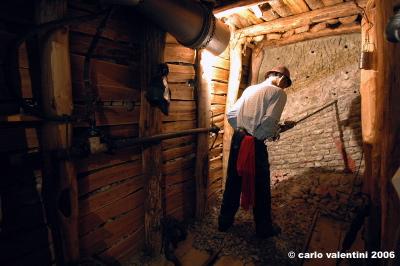 museo minerario, abbadia san salvatore