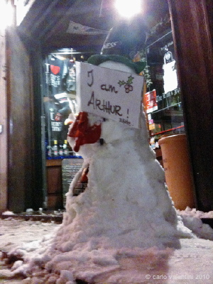 neve: piazza san pierino