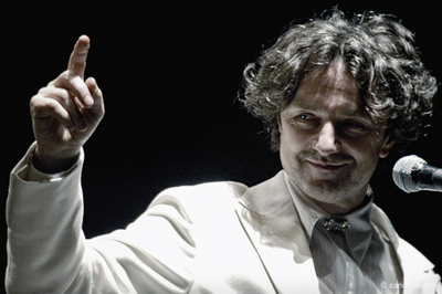 Goran Bregovic, serbo-bosniaco, anima europea