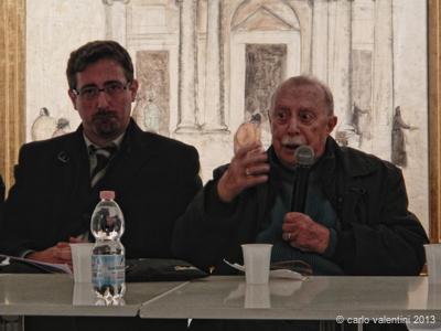Leonardo Betti e Giovanni Pieraccini